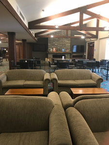 Gore Town & Country Club members lounge is your place to watch the big game