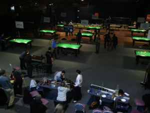 Southern Pairs Pool Tournament